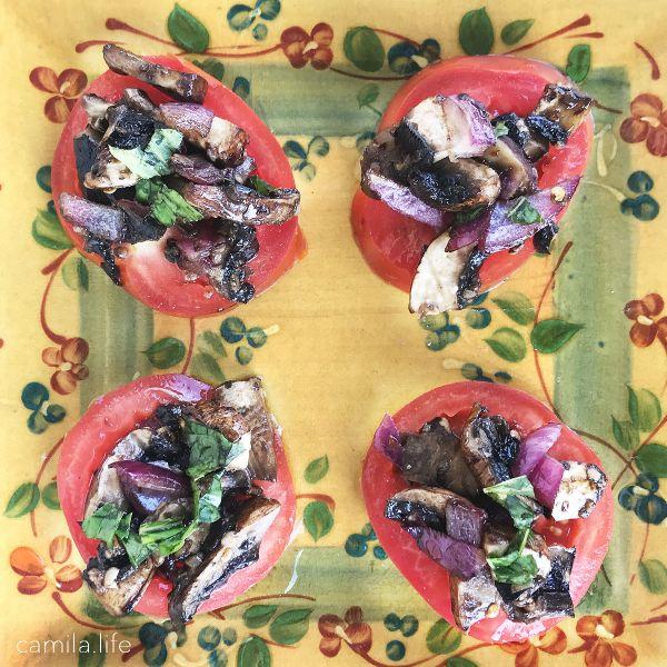 Colorful LOVE - Vegan Recipe on camila.life