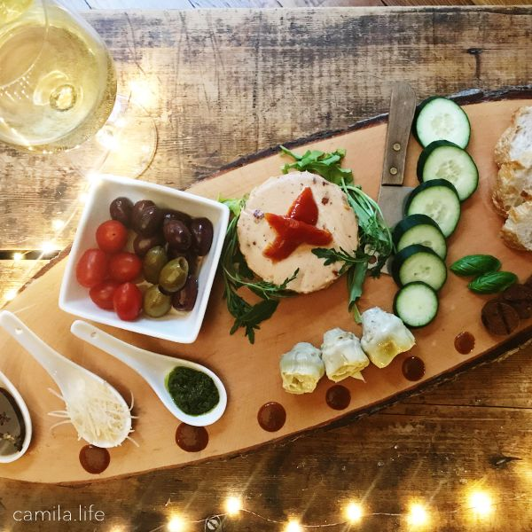 Mediterranean Tapas LOVE - Vegan Recipe on camila.life