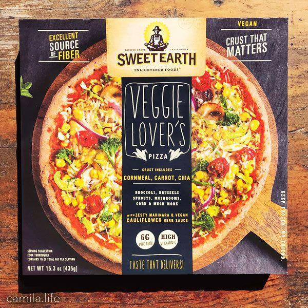 Veggie Lover's Pizza - Vegan Ingredient on camila.life