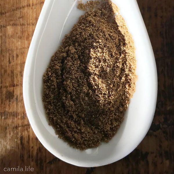 Cumin Powder - Vegan Ingredient on camila.life