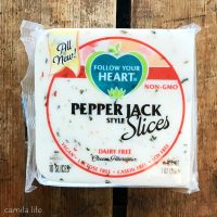 Pepper Jack Cheese Style Slices