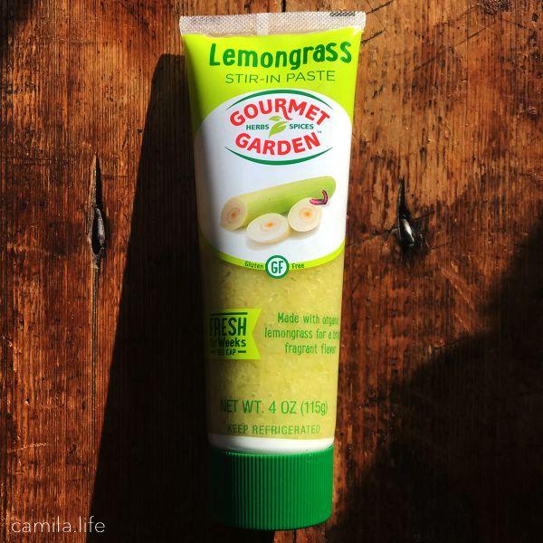 Lemongrass Stir-In Paste - Vegan Ingredient on camila.life