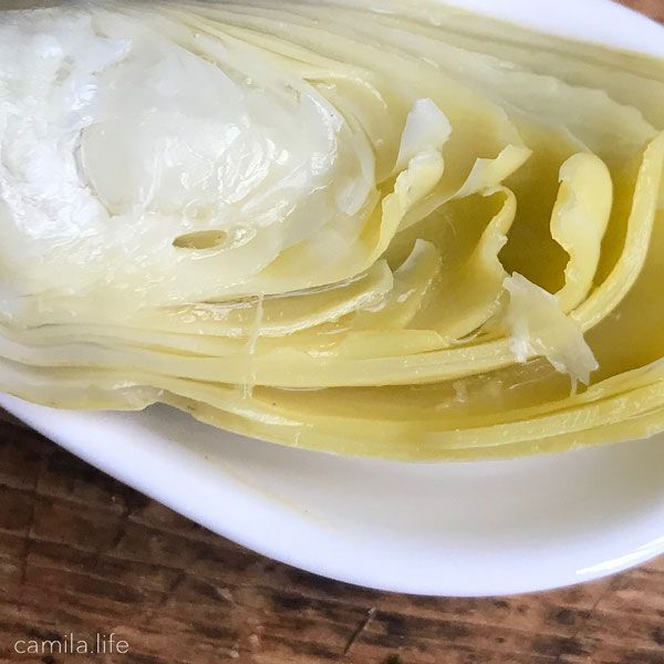 Marinated Artichoke Hearts - Vegan Ingredient on camila.life