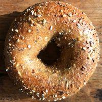 Whole Wheat Bagel