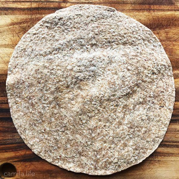 Whole Wheat Wrap - Vegan Ingredient on camila.life