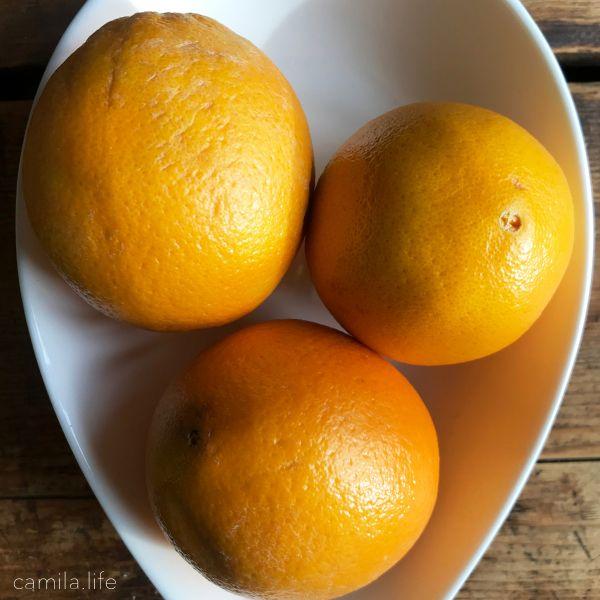 Oranges - Vegan Ingredient on camila.life