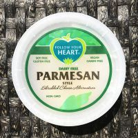 Parmesan Shredded Cheese
