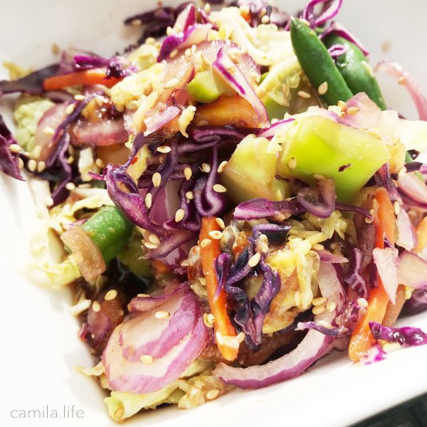 Moo-Shu LOVE - Vegan Recipe on camila.life