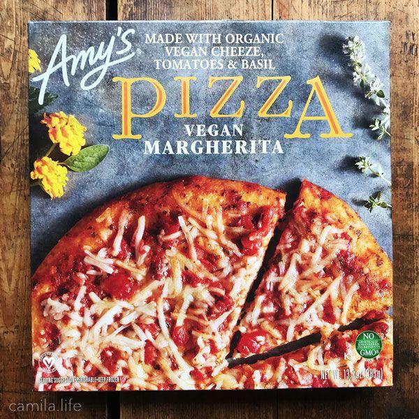 Margherita Pizza - Vegan Ingredient on camila.life