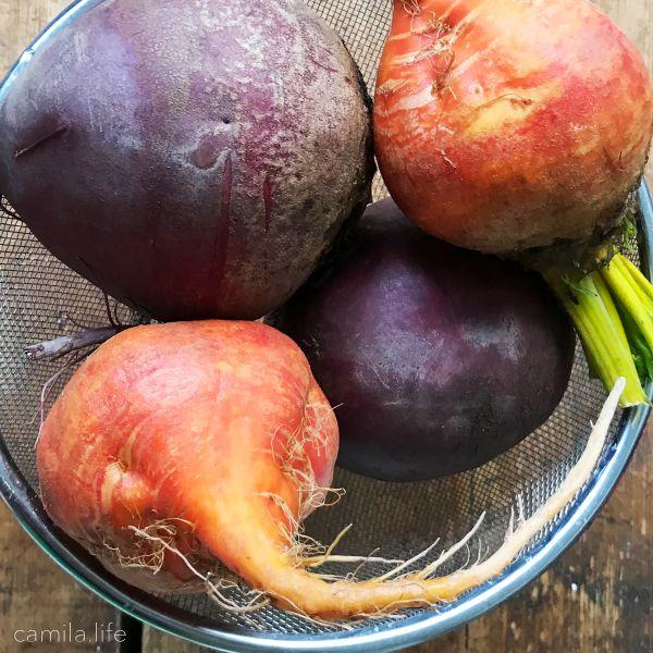 Beets - Vegan Ingredient on camila.life