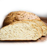 Rye Bread with Caraway Seeds
