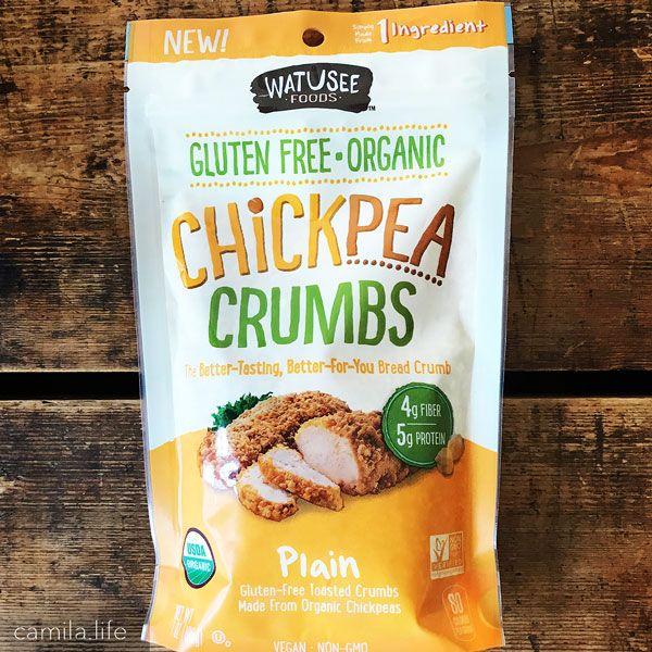 Chickpea Crumbs - Vegan Ingredient on camila.life
