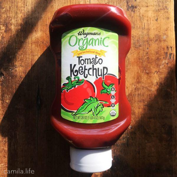 Ketchup-Wegmans - Vegan Ingredient on camila.life